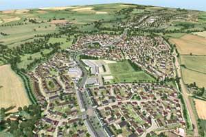 Cranbrook New Town