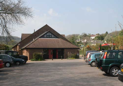 Uplyme Parish Council - Meeting notes 12-09-12