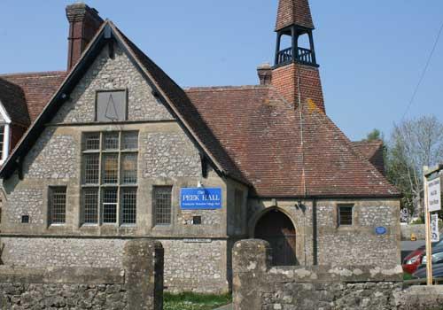 Combpyne-Rousdon Parish Council Monday 21st January 2013 - Agenda