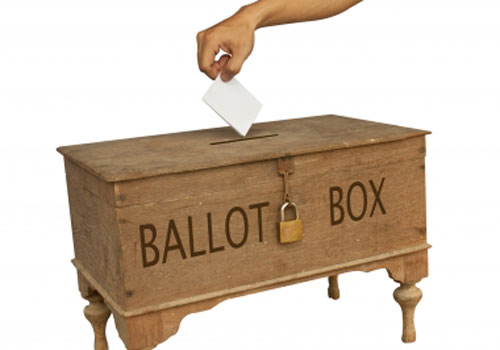 Devon County Council Elections - Polling Stations open Now!