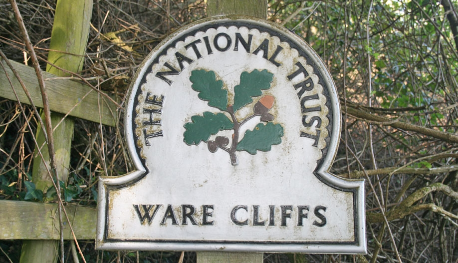 Lyme Regis to Axmouth Coastal Path - Update 20/03/14