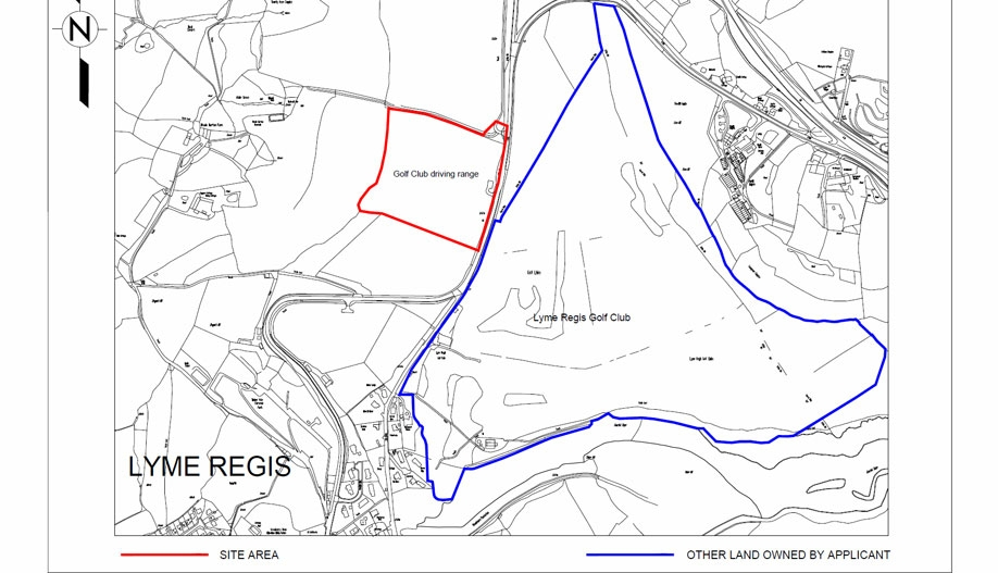 *Lyme Regis Landfill Update* - 1/D/13/000972 - Applicant moves to discharge planning conditions...