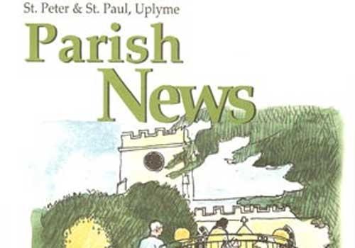 Uplyme Parish Magazine - November 2015 Article