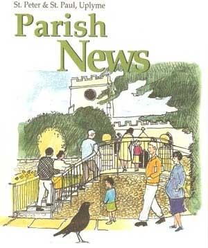 Uplyme Parish Magazine - December 2015 Article