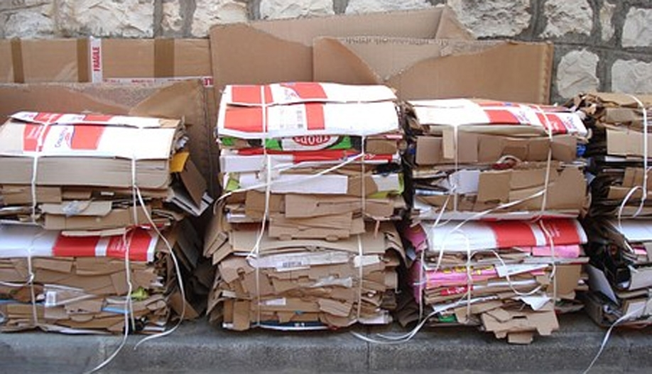 Woodbury cardboard collection trial due to start in March
