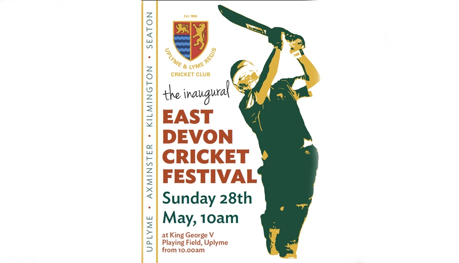 East Devon Cricket Festival - At Uplyme THIS SUNDAY 28th May!