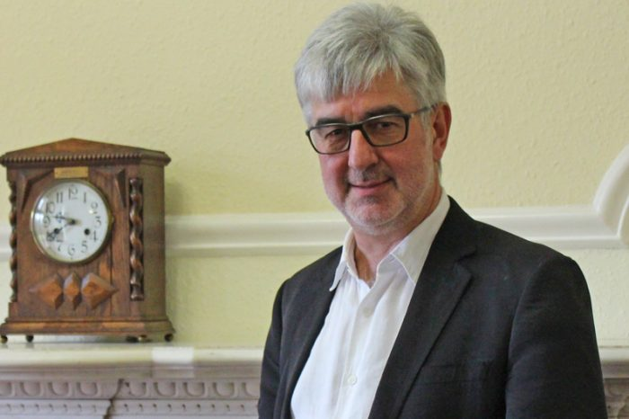 A Christmas and New Year message from East Devon District Council Leader Cllr Ian Thomas