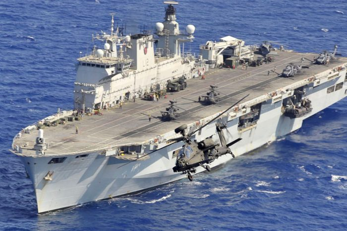 All I Want For Christmas - HMS Ocean
