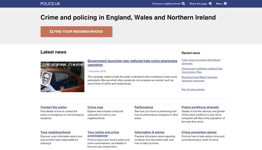 police.uk