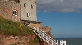 Maintenance works on Jacob's Ladder, Sidmouth to start 3 January 2019 - East Devon