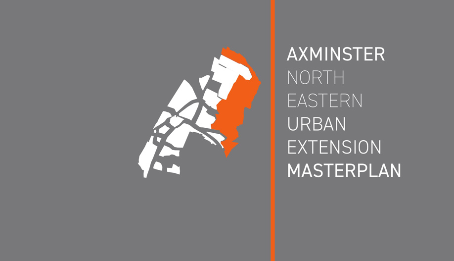 Axminster North Eastern Urban Extension Masterplan