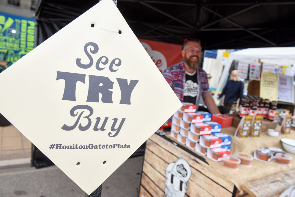 It's official! Honiton Gate to Plate is making a welcome return this summer!