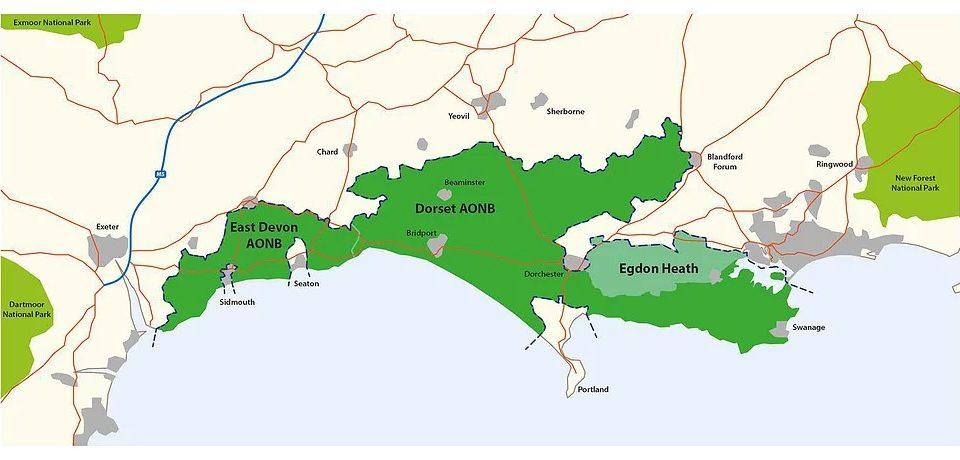 Dorset (and sometimes) East Devon National Park